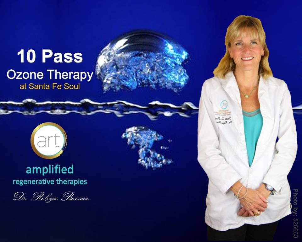Ten Pass Ozone Therapy has arrive and it's EXCLUSIVELY at