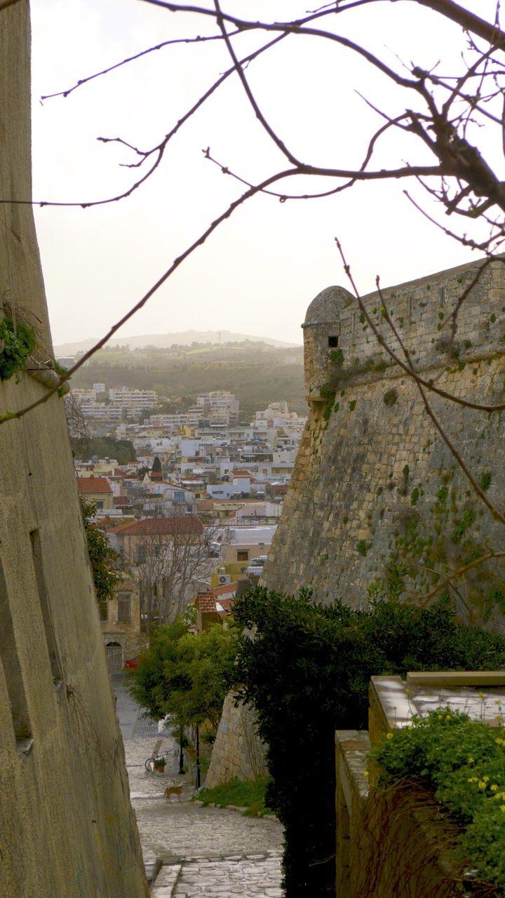 Venetian Fortress, Rethymnon, Crete