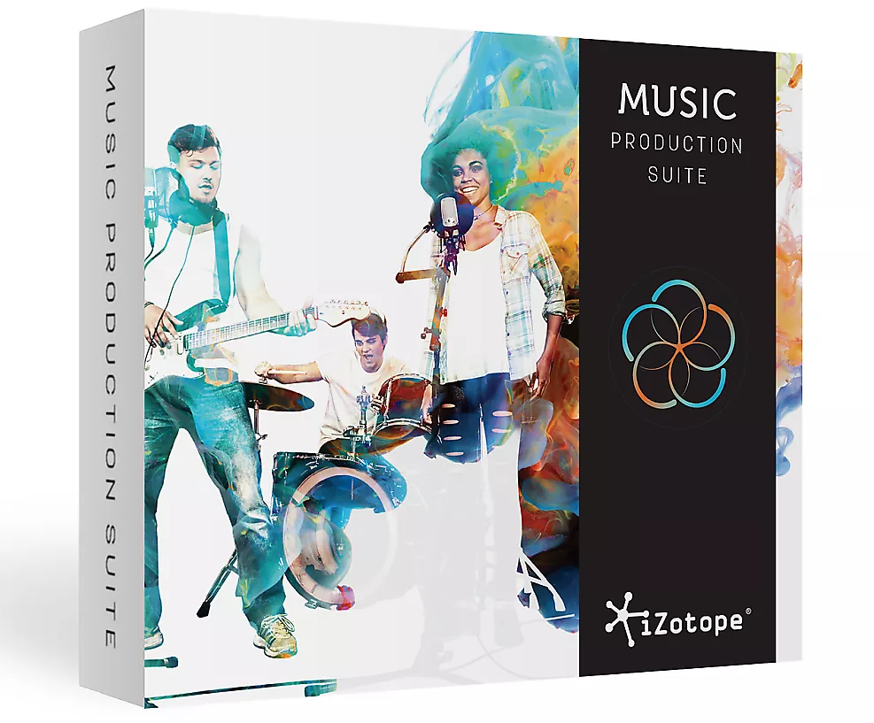 iZotope Music Production Suite Electronic Download