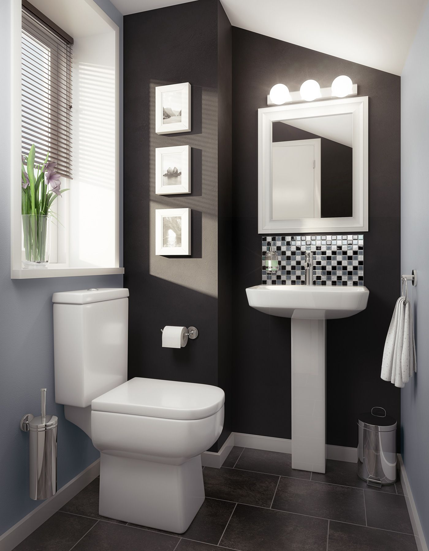 Making The Most Of A Small Bathroom. How To Make The Most Out Of A ...