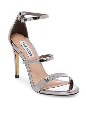 da79c998b18 Steve Madden Women s Sheena Heels - Pewter - 7M