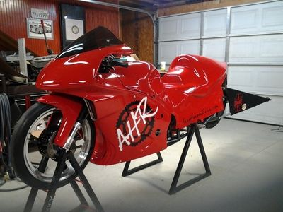 Psm Pro Stock Motorcycle Nhra Ready With Images Drag Bike