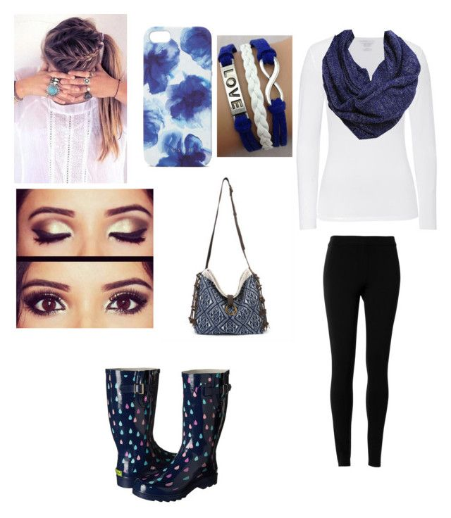 """""""Untitled #26"""" by brown-sidney ❤ liked on Polyvore featuring Majestic, Max Studio, Western Chief, Nixon, Jigsaw and JADEtribe"""