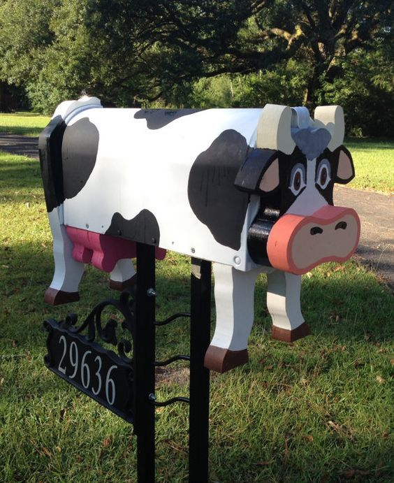 charming New Orleans Style Mailboxes Part - 13: New Orleans Saints Mascot Gumbo planter by CutsNCrafts on Etsy