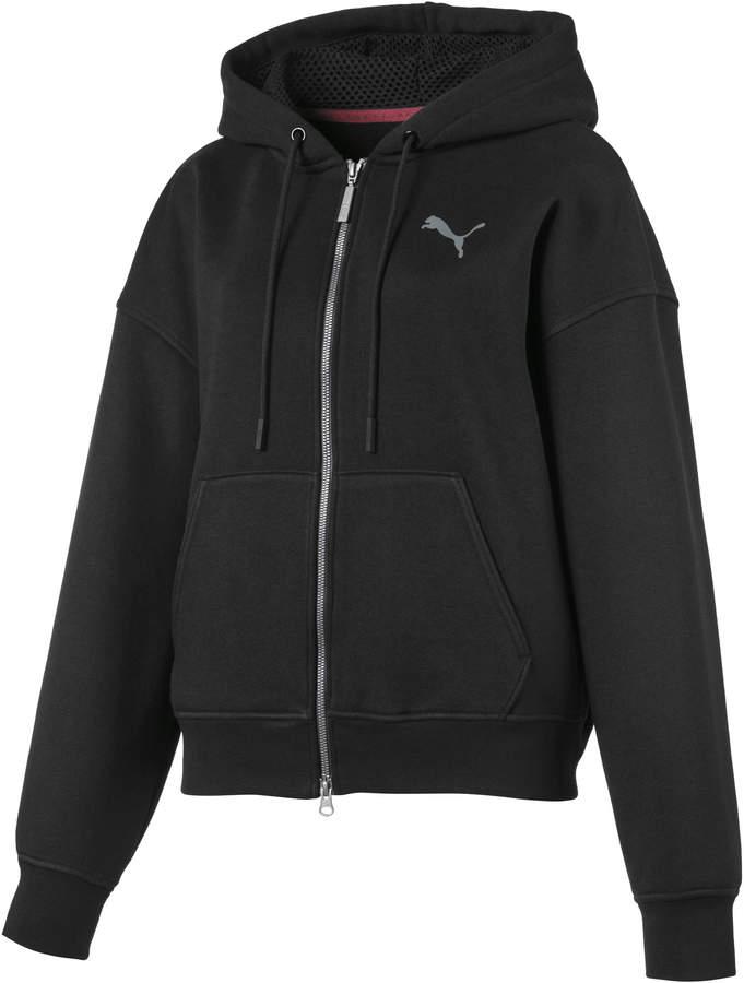 65adce5860 PUMA x SG Full Zip Hoodie in 2019 | Products | Full zip hoodie, Zip ...