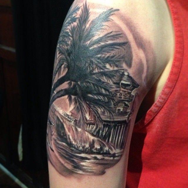 Palm Tree Tattoos Tumblr
