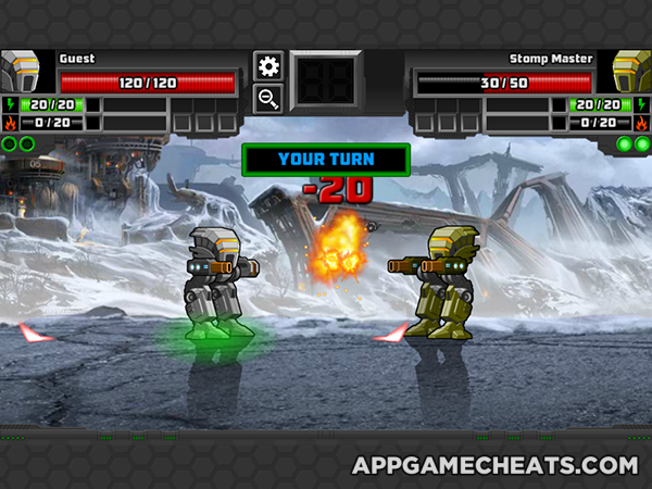 Super Mechs Cheats & Hack for Credits & Tokens Action
