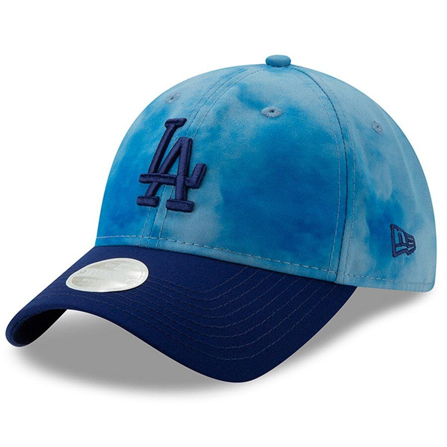 new products 61419 cc8aa Women s Los Angeles Dodgers New Era Blue Royal 2019 Father s Day 9TWENTY  Adjustable Hat,