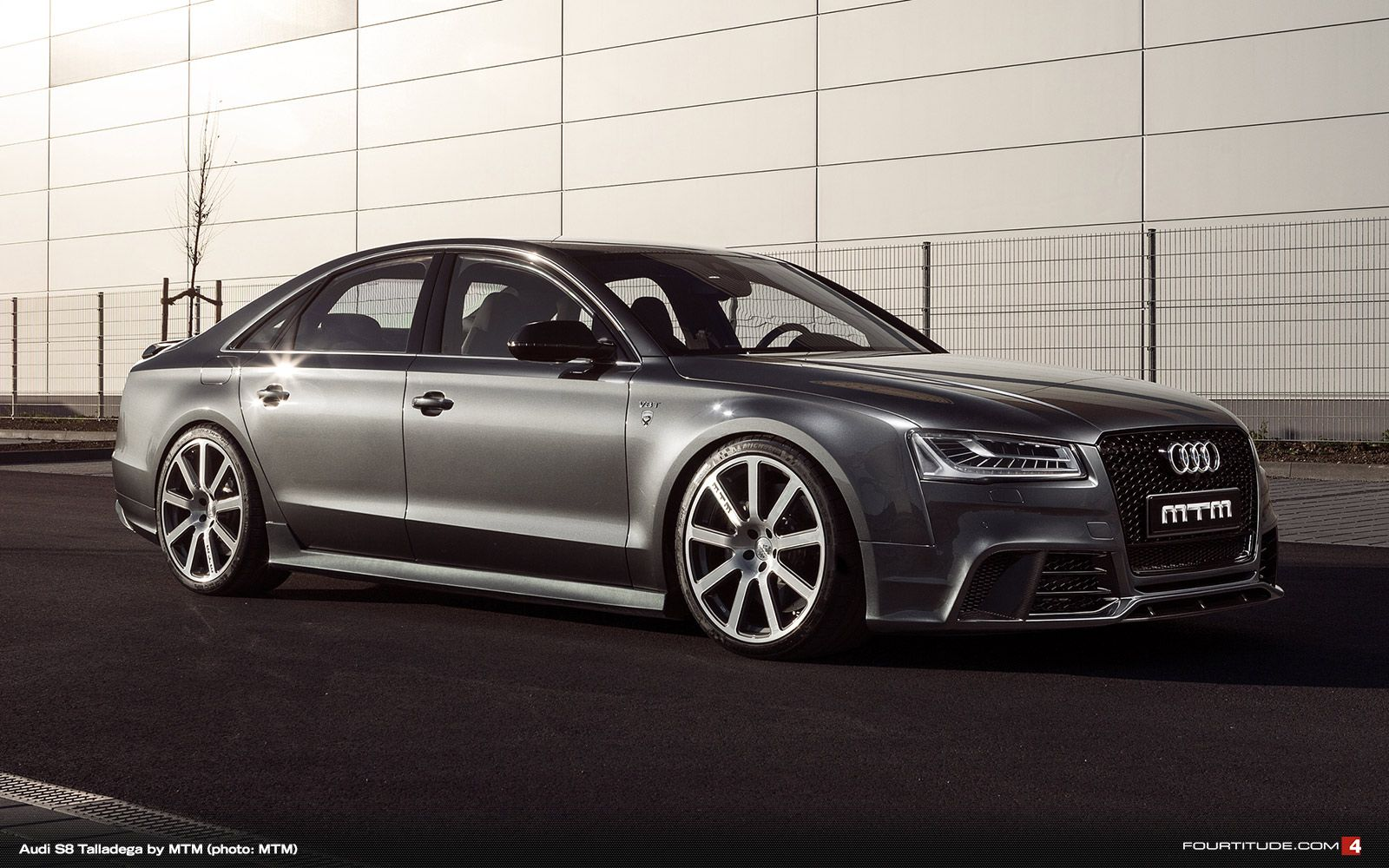 Mtm Teases Audi Rs8 With New S8 Talladega Build Audihuntvalley Quattro