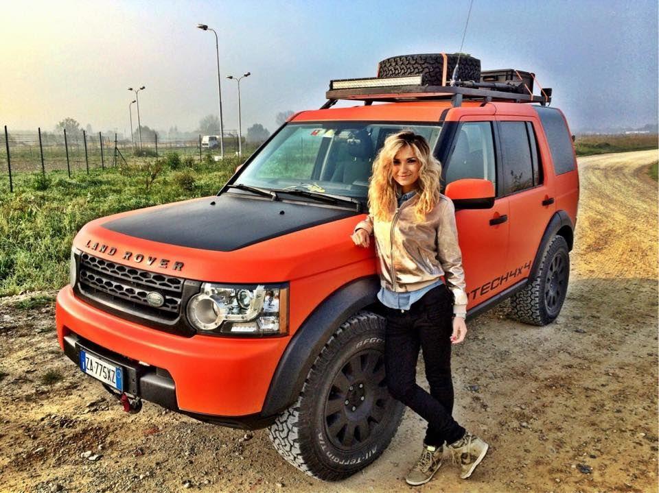 Nicely Sorted Disco Eleonora Dal Pra Land Rover Models Land Rover Land Rover Discovery 2