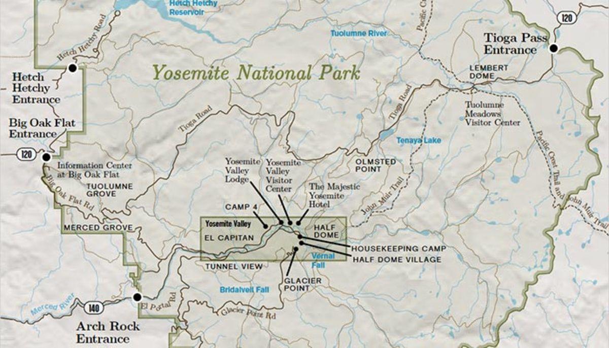Yosemite National Park Overview Map. Download this simpler pdf map on glacier np map pdf, west point map pdf, great smoky mountain map pdf, arches national park map pdf, california map pdf, princeton map pdf, columbia map pdf, glacier national park map pdf, inyo national forest map pdf, crater lake map pdf, ontario map pdf, sonoma map pdf, vancouver map pdf, yellowstone map pdf, sacramento map pdf, el cajon map pdf, west los angeles map pdf, lake arrowhead map pdf, atlanta map pdf, pacific crest trail map pdf,