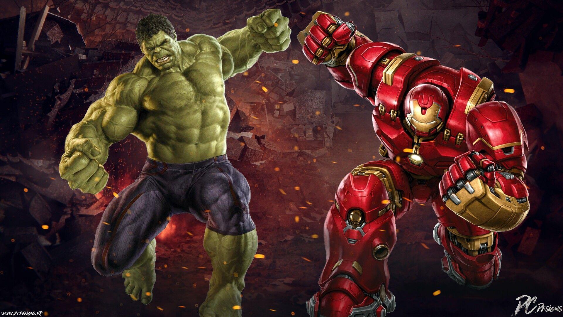 Pin By Chandu On Hulk Hulk Buster Art Hulk Vs Hulkbuster