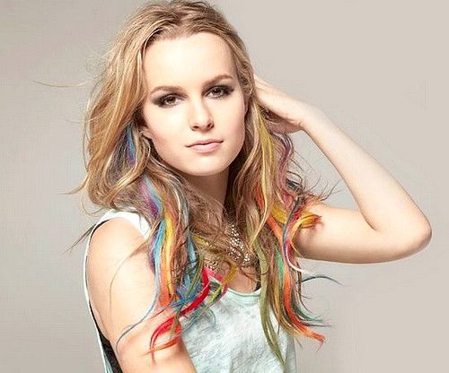 5 Reasons To Love Bridgit Mendler S Hello My Name Is Buzznet Edgy Hair Her Hair Hair Styles