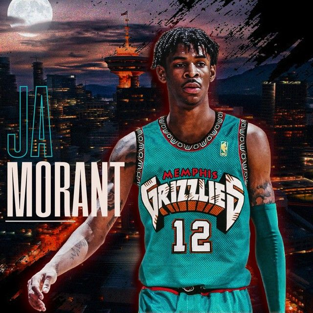 Ja Morant Best nba players, Basketball players