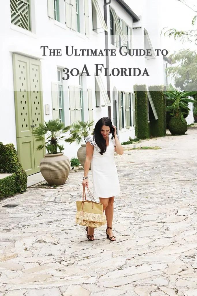 The Ultimate Guide To 30a Florida Darling Darleen A Lifestyle Design Blog In 2020 30a Florida Emerald Coast Florida Santa Rosa Beach Florida