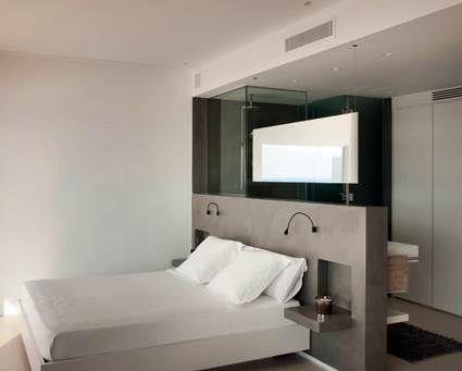 Banos Integrados En El Dormitorio Dormitorios Habitacion En
