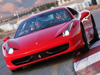 Drive Your Own 458 Italia Ferrari Around The Track At Exotics Racing The Next Time You Re In Vega Las Vegas Hotels Las Vegas Deals Las Vegas Vacation