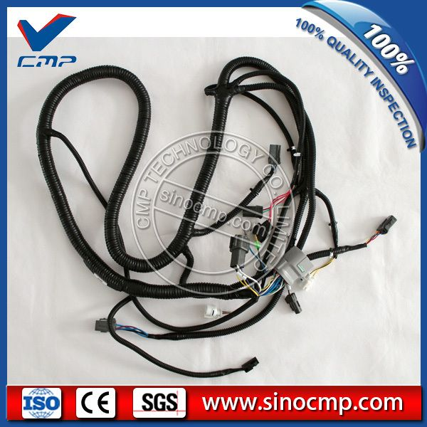 Zaxis ZX200-1 ZAXIS-1 Excavator Hydraulic Pump Wiring Harness | Air on safety inspection, respirator inspection, pipeline inspection, equipment inspection, housing inspection, food inspection, fall protection inspection,