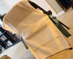 DIY Folding Chair Covers