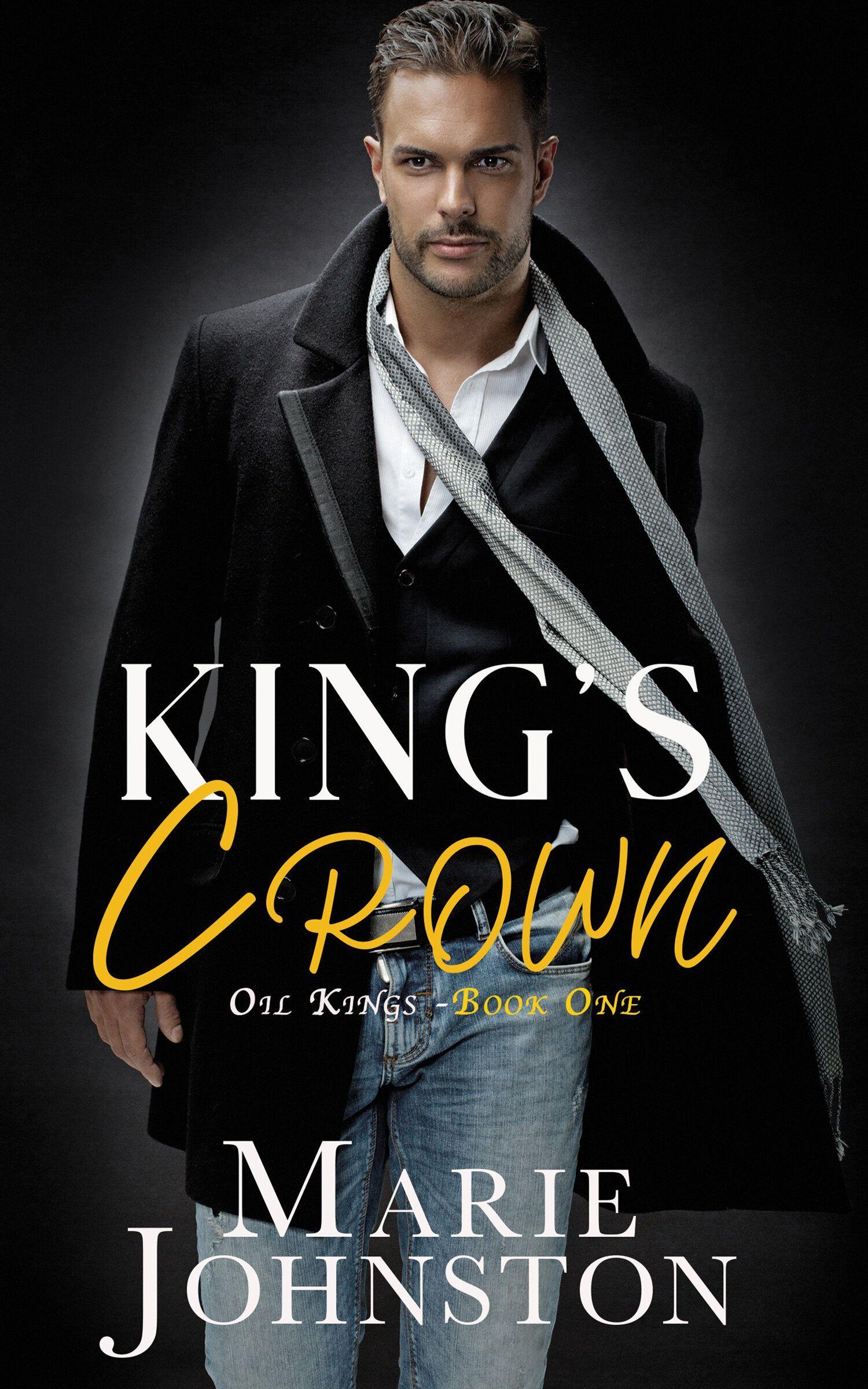 Spotlight kings crown by marie johnston in 2020 king