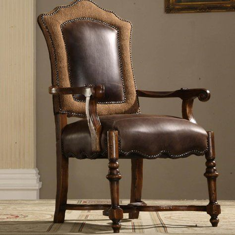 Easternlegends Burgundy Genuine Leather Upholstered Dining Chair Reviews Wayfair Upholstered Dining Chairs Leather Dining Room Chairs Chair