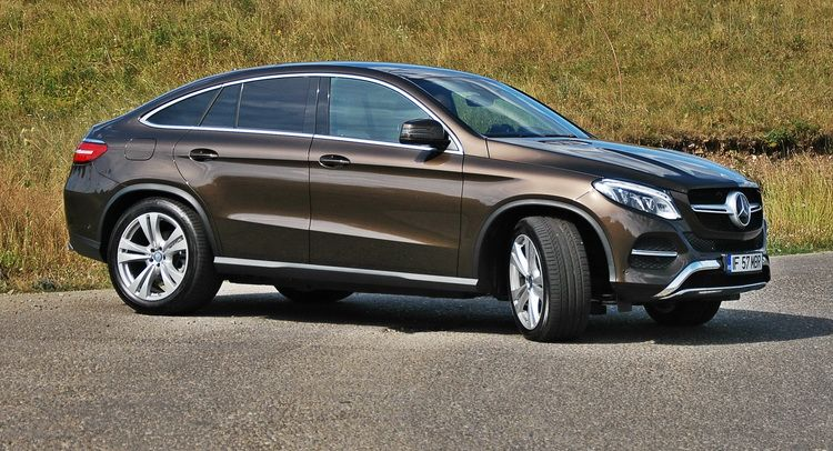 First Drive New Mercedes Benz Gle 350d Coupe Mercedes Benz Gle
