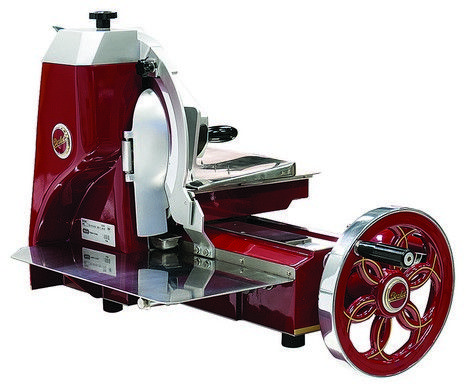 Restaurant Kitchen Operations Manual berkel prosciutto slicer 330m- the manual operation allows you to