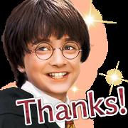Everyday Magic Harry Potter Sticker Line Harry Potter Stickers Harry Harry Potter