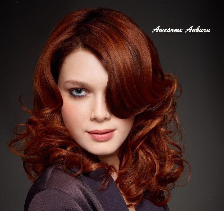 Henna Hair Dye Auburn Natural Hair Color Powder Conditioner Chemical