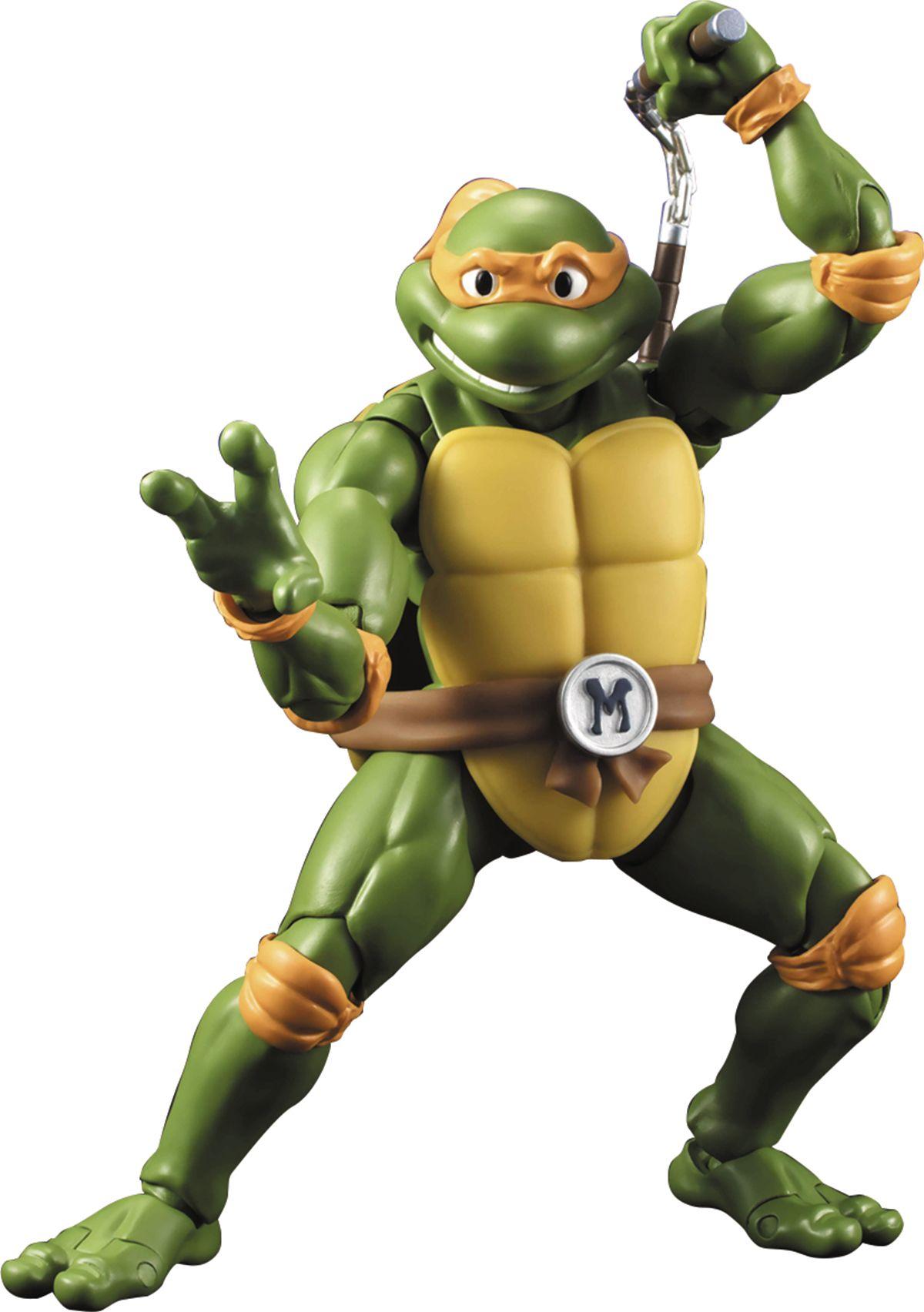 Tmnt Michelangelo S H Figuarts Af Ninja Turtles Action Figures Teenage Mutant Ninja Turtles Teenage Mutant Ninja
