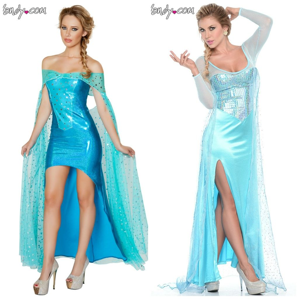 Halloween hits all-new low with slutty \'Frozen\' costumes | Ice ...