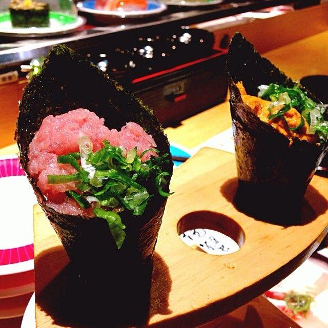 「海壽司」迴轉壽司