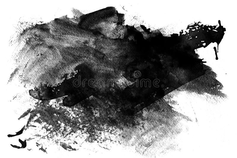 Black Paint Smeared On White Black Paint Or Ink Smeared On A White Background Aff Smeared Paint Black Black Paint Black Background Images Painting