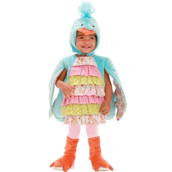 Baby Blue Bird Costume | Bird costume, Creative costumes ...