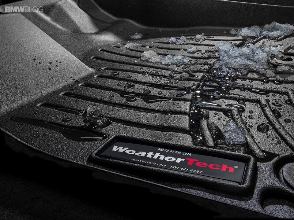 WeatherTech winter floor mat available at 4MY AUTO The
