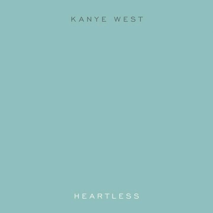 Song Kanye West Heartless Kanye West Kanye Songs