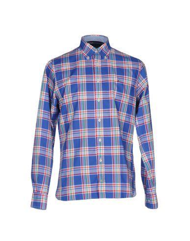 TOMMY HILFIGER Shirt. #tommyhilfiger #cloth #top #pant #coat #jacket #short #beachwear