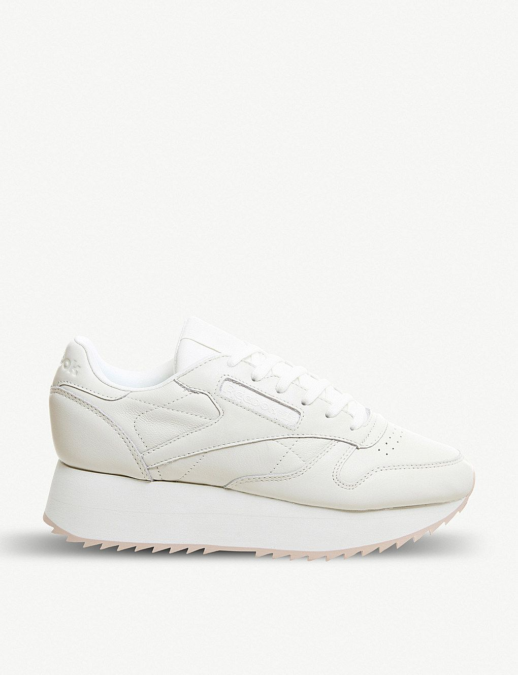 d5ed1a2d2 REEBOK Classic Bold leather platform trainers in 2019