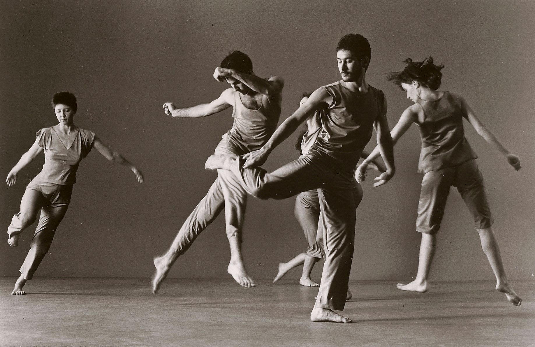July 7-25th Trisha Brown Dance Company Summer Intensive | Dance in
