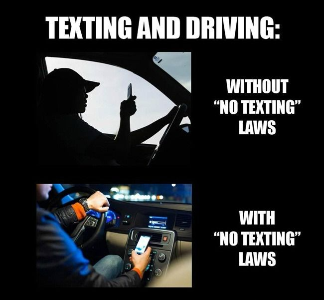 Driving And Texting Dont Text And Drive Driving Memes Drive Safe Quotes