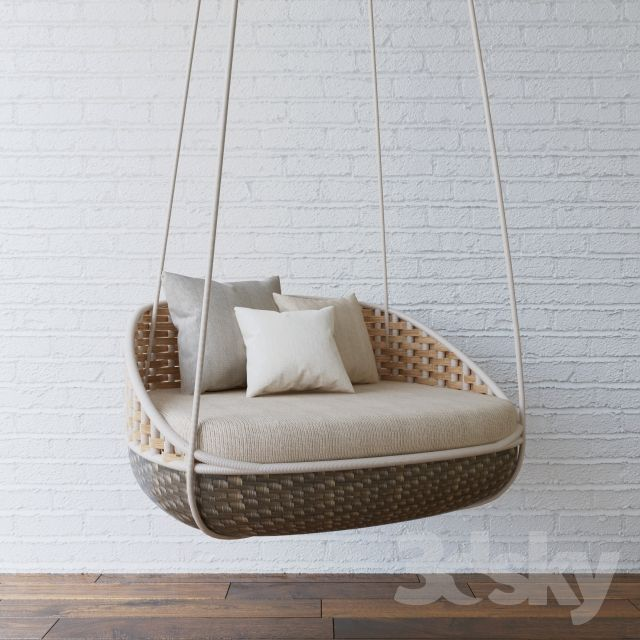 Astonishing Dedon Swingrest Furniture Soft Seating Swing Seat Machost Co Dining Chair Design Ideas Machostcouk