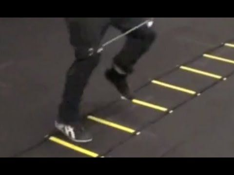 ▶ Agility Ladder   Plyometric Drills   Foot Speed - YouTube