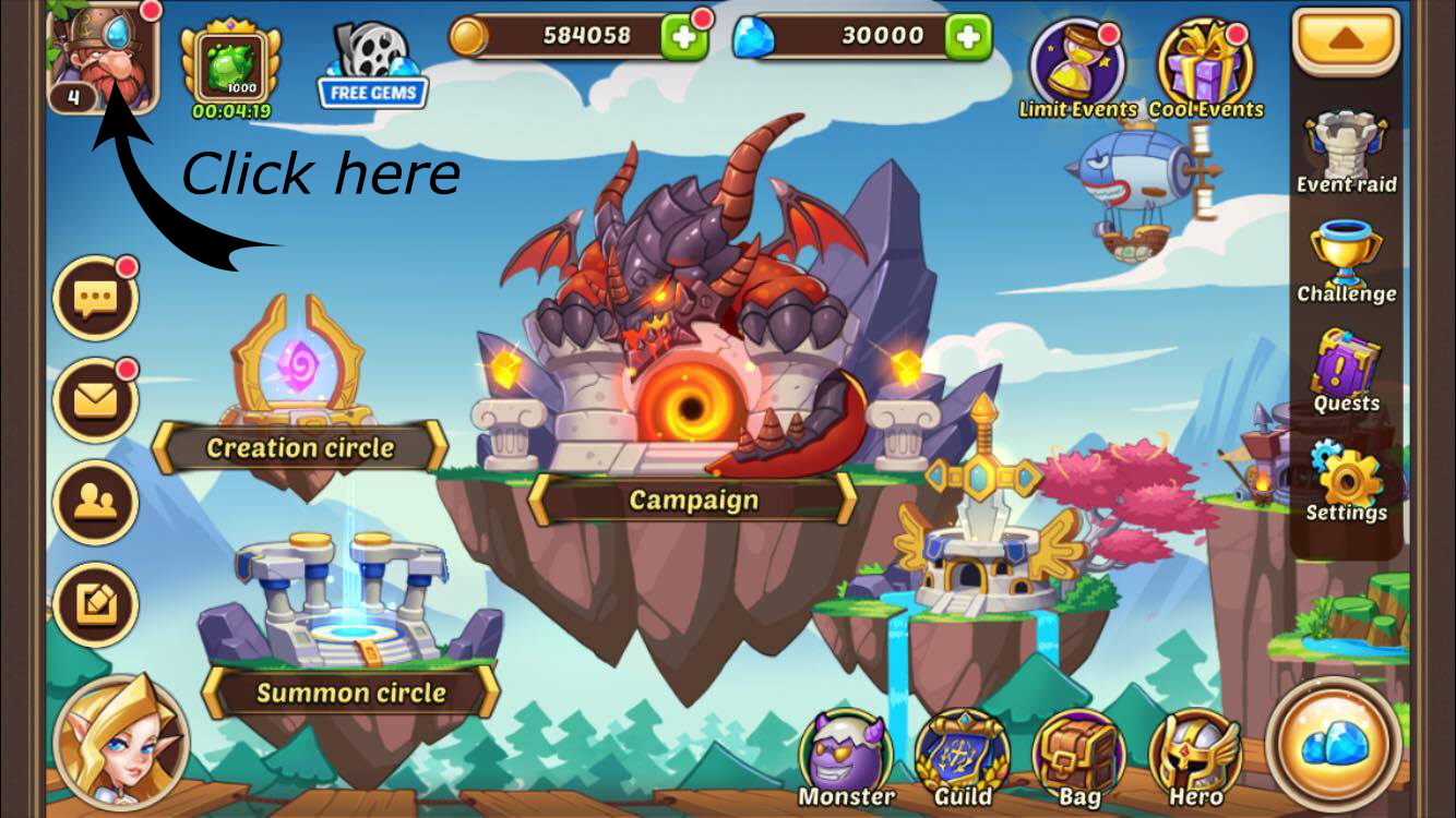 Pin On Idle Heroes Hack 2017 Free Gold And Gems