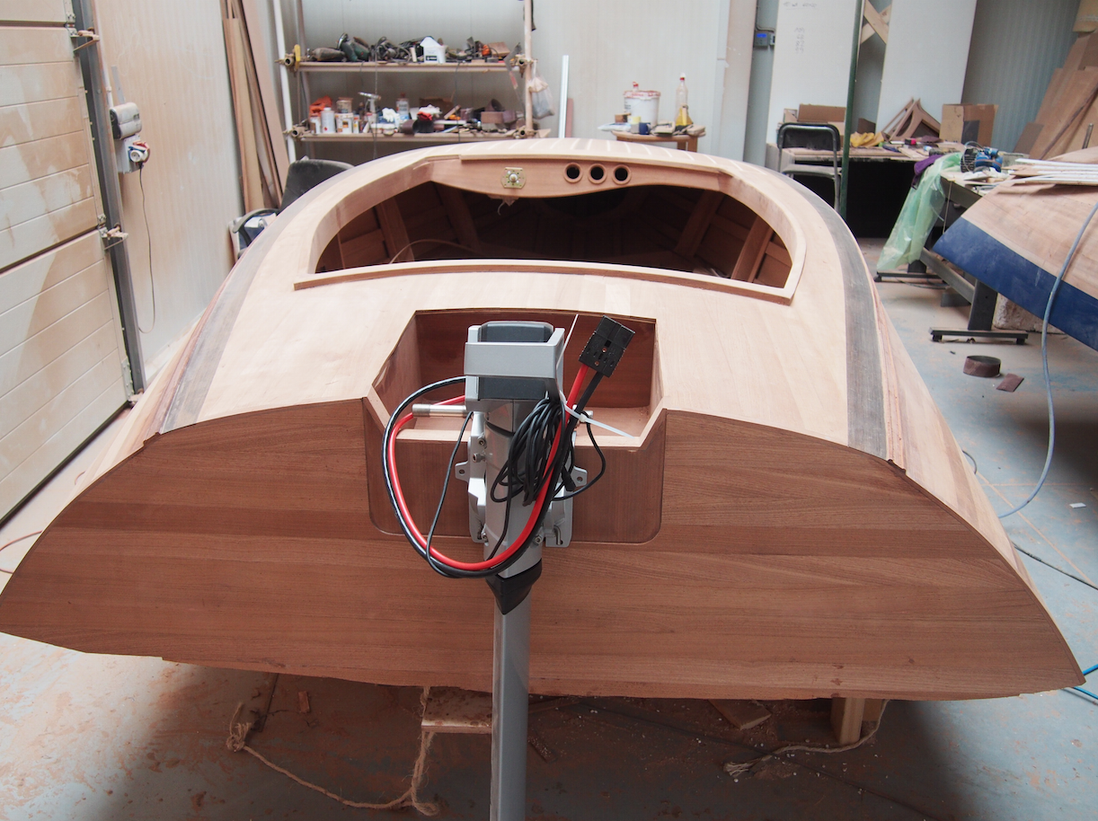 Classic Wooden Boat Plans » Banshee 14 Runabout in 2019 ...