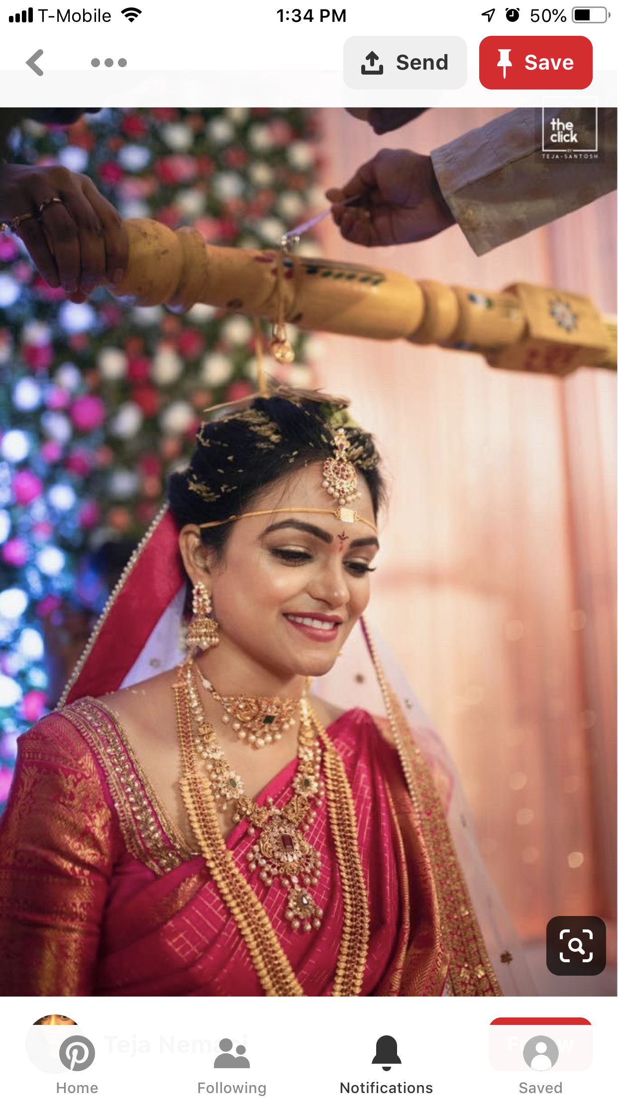 Pin by Geethika Mudunuri on Wedding Choices South indian