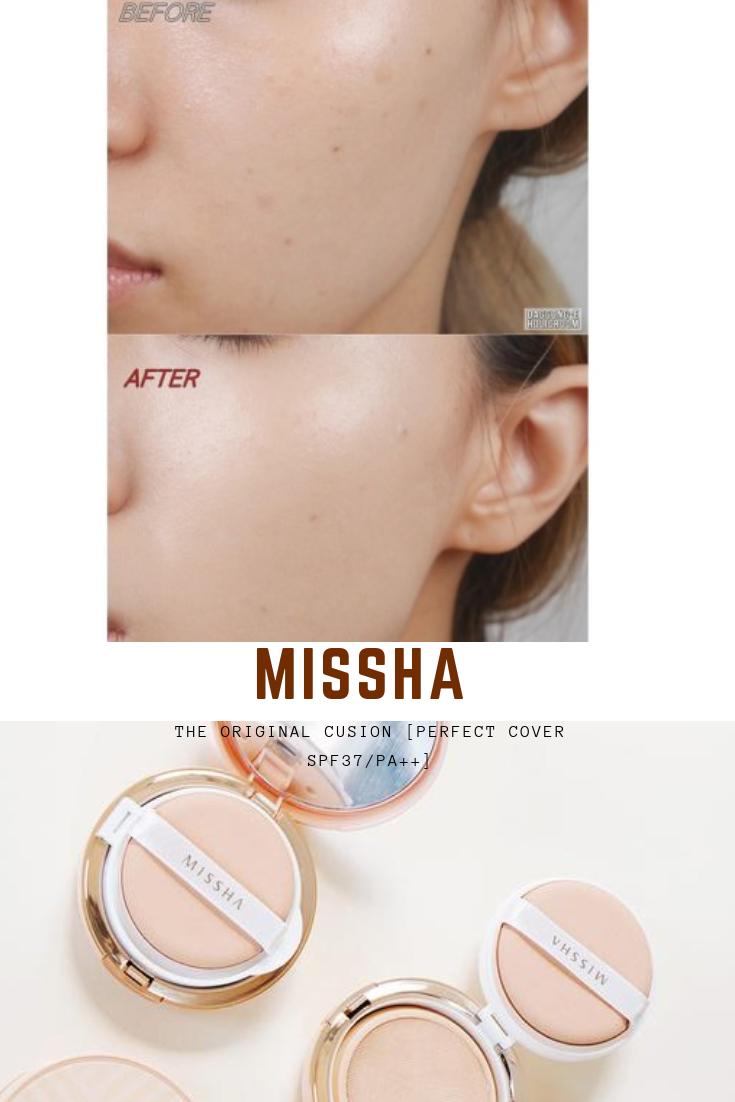 Missha Cushion Missha Magic Cushion Cusion Foundation Korean