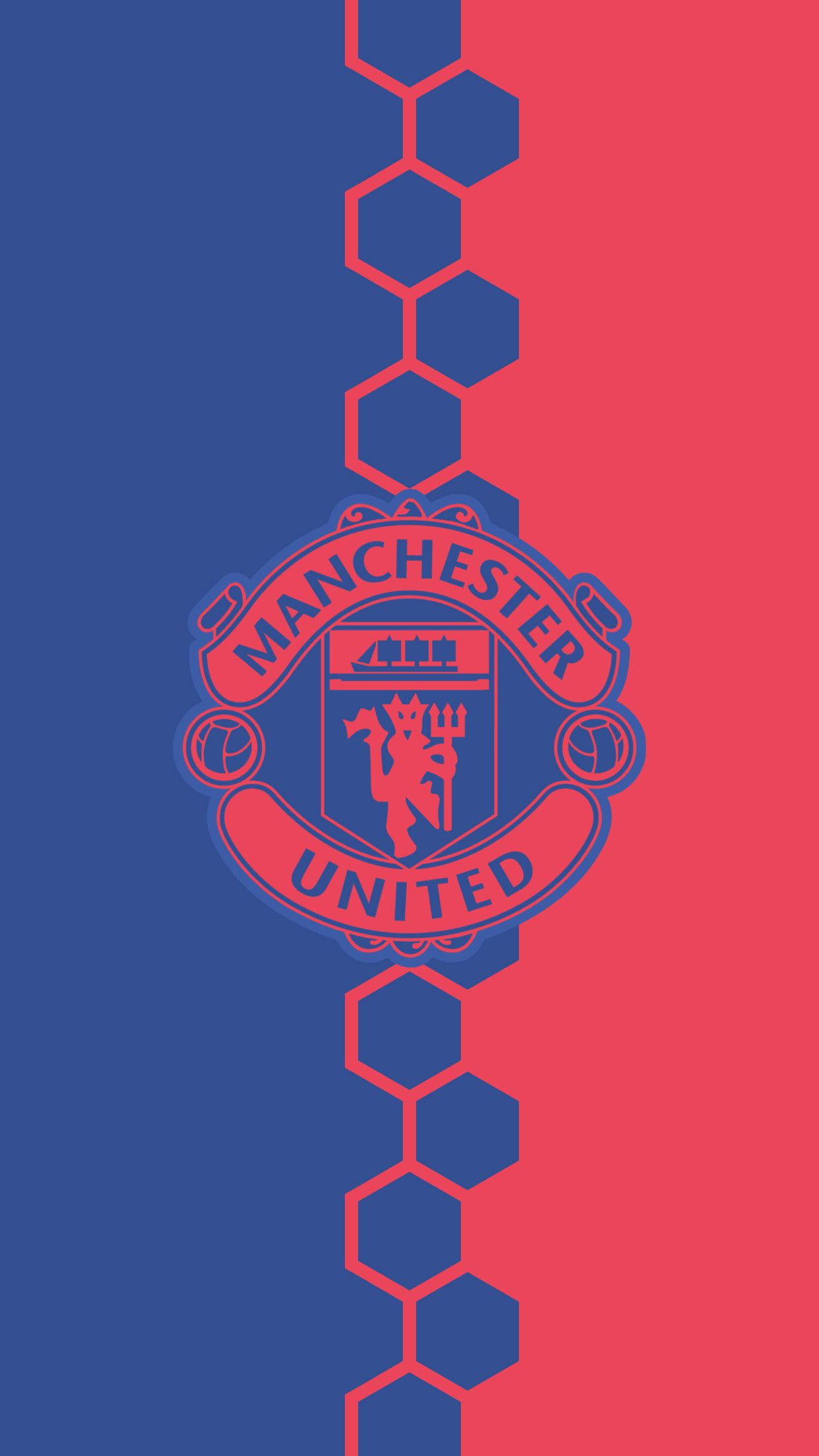 1242x2208 Football Wallpaper Man United Mobile Wallpaper