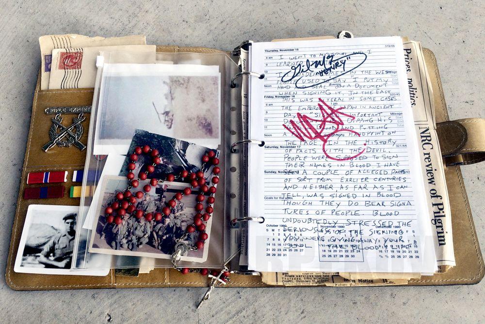 Дневник джона винчестера скачать книгу