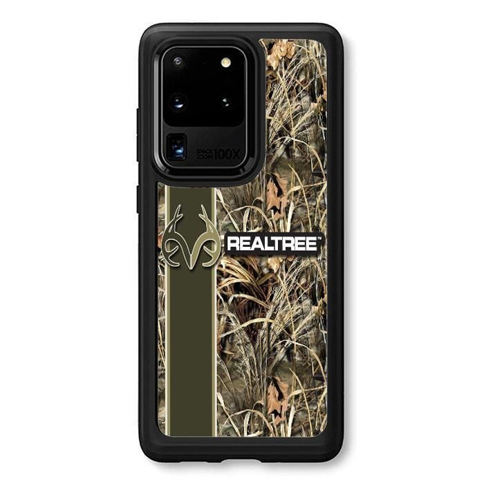 Realtree Ap Camo Hunting Samsung Galaxy S20 Ultra Case