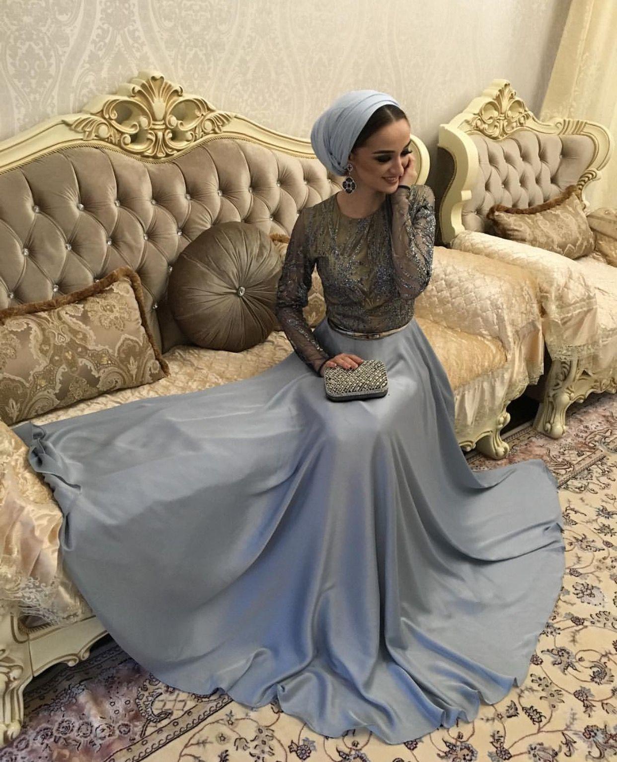 Hijab style <3 Pinterest @adarkurdish | Dresses | Pinterest